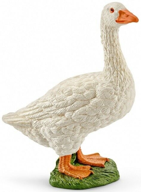 Schleich 13799 Goose 6,5 cm Series Farm Animal