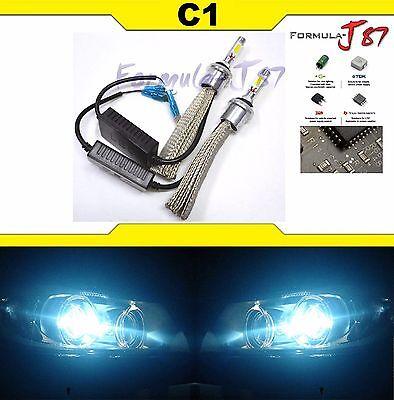 LED 30W 889 H27 White 6000K Two Bulb Light Front Turn Signal Backup Reverse