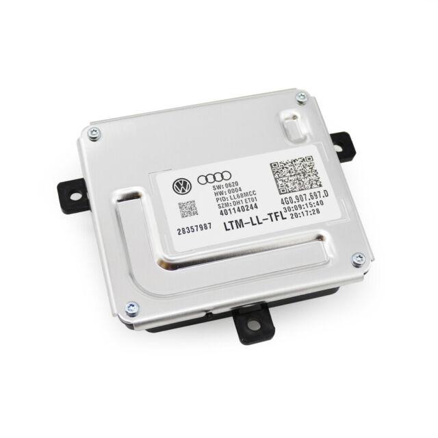 LED Tagfahrlicht Scheinwerfer Leistungsmodul 4G0907697D Für Audi A4 A5 Skoda Neu