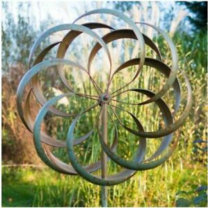 Jonart-Designs-Granchester-Verdigris-Wind-Sculpture-WINDSPINNER-Sp525
