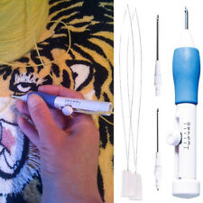 Magic Embroidery Pen Punch Needle Sotica Magic Embroidery Pen Set,Embroidery Patterns Punch Needle Kit Knitting Sewing Tool for DIY Threaders Sewing /…