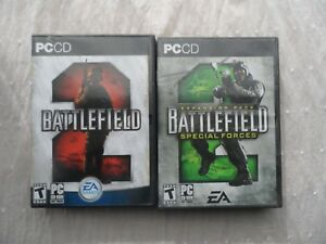 EA-PC-Battlefield-2-amp-Battlefield-2-Special-Forces-Expansion-Pack-2005-2006