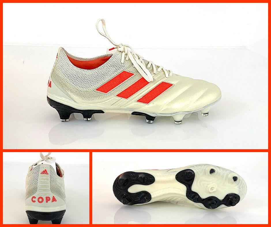 Adidas Schuhe Fußball COPA 19.1 FG BB9185 Farbe OFFWeiß OFFWeiß OFFWeiß rot Dezember 2018 362070