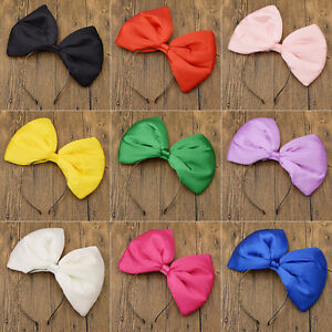 Details about Oversized Super Giant Big Bow Hair Headband Party Photo Props  Kiki Cosplay