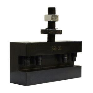 "13-18/"" CXA Quick Change CNC Tool Post #1 Turning Facing Holder 250-301"