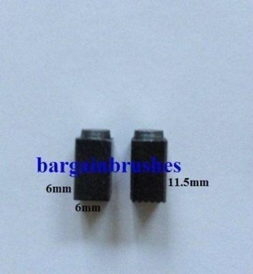 C1 CARBON BRUSHES FOR BLACK/&DECKER Hedge Trimmer GCT600EA GS330B GS330C GS400B