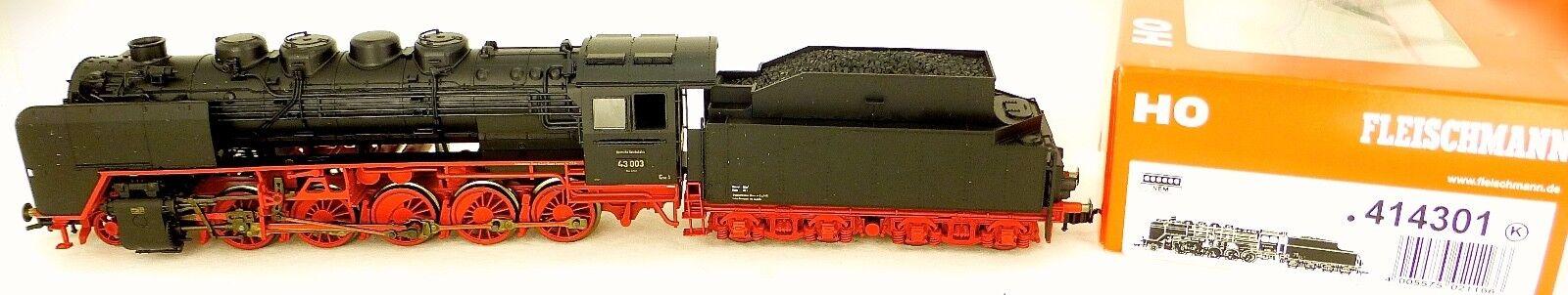 Fleischmann 414301 Br 43 Locomotive à Vapeur DRG Ep2 Dss Nem 651 H0 1 87
