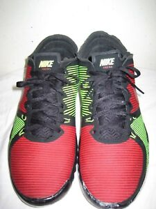 reputable site 37a2a 7bd3e Details about Nike Free Air Max Training 3.0 V4 #749361-066 Men's Running  Shoes Size 42 / 8.5