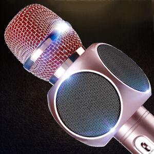 FT-KQ-LTP-E103-Wireless-Bluetooth-Karaoke-Microphone-Stereo-Mic-KTV-USB-Speake