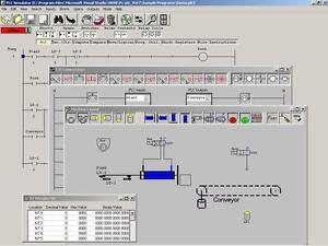 plc simulator ladder logic training electrical control ebay