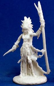 1-x-LIELA-MAGE-ELF-NOIRE-BONES-REAPER-figurine-miniature-wizard-dark-77121