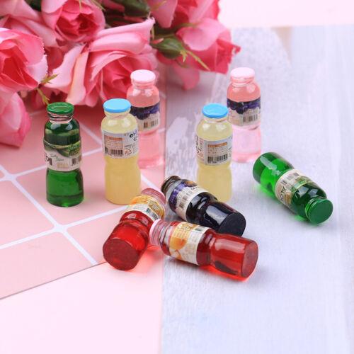 2Pcs dollhouse miniature drink props korean drinks miniature ornaments SS