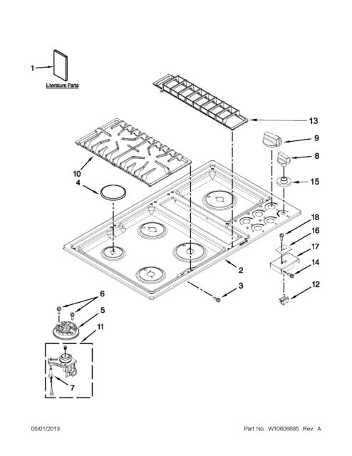 W10204547 range surface burner grate- part for Jenn-Air JGD3536BS Cooktop on jenn air cooktop manuals, bosch cooktop wiring diagram, jenn air cooktop parts, jenn air cooktop control panel, electric cooktop wiring diagram, admiral cooktop wiring diagram, install cooktop diagram, frigidaire cooktop wiring diagram, ge cooktop wiring diagram, jenn air cooktop cover, jenn air cooktop installation,