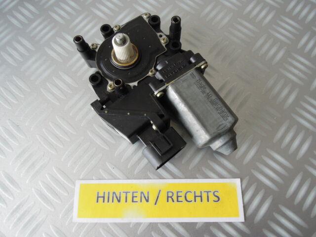 Fensterhebermotor Motor hinten rechts 4B0959802 Audi A6 4B