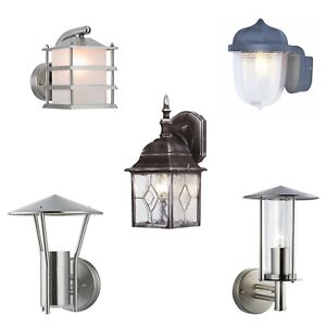Al-di-fuori-tradizionale-o-moderno-parete-da-giardino-Veranda-Illuminazione-Lanterna-Illuminazione