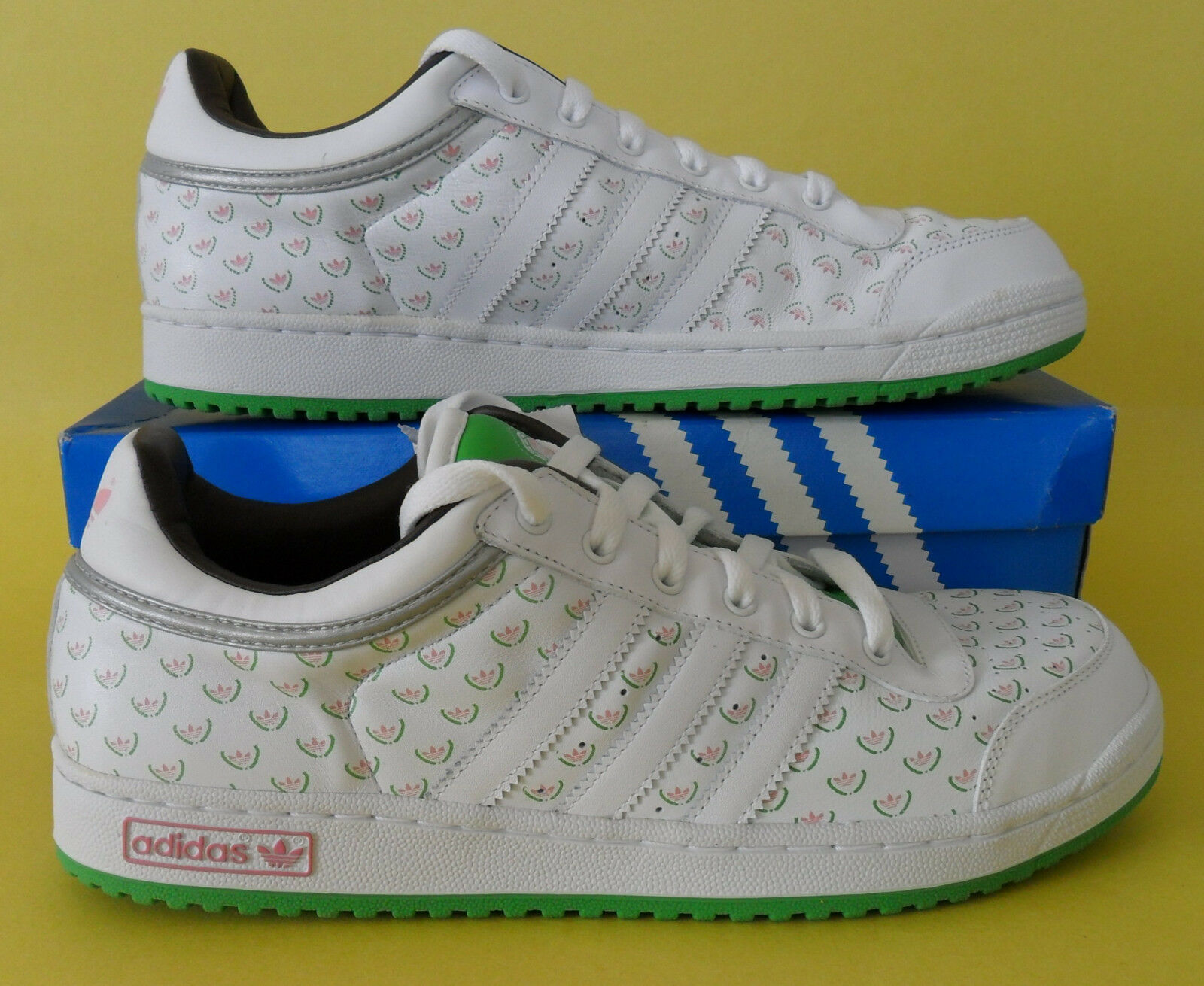 info for 8e032 41859 RARESPECIAL EDNibAdidas TOP TEN LOW EASTER Superstar shoes gazelleMens sz 12