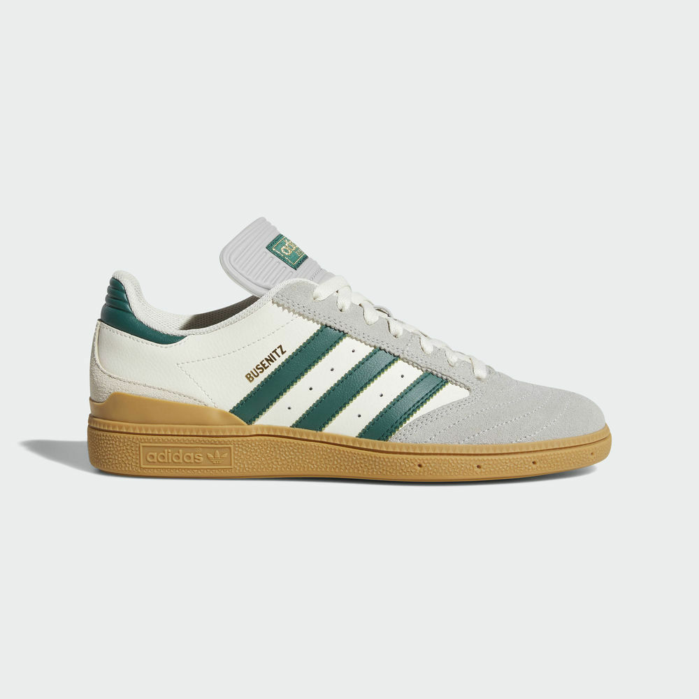 Adidas - Busenitz | Mens Skate Shoes / - B22769 | Grey / Shoes Green / Gum 1751ca