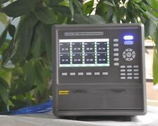 8ch Thermocouple Pt100 Cu50 Va Thermometer Data Logger Recorder 7 Tft Lcd