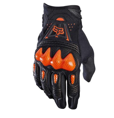 MX Motocross Dirt Bike Off Road ATV Mens Gloves Fox Racing Bomber Gloves 2019