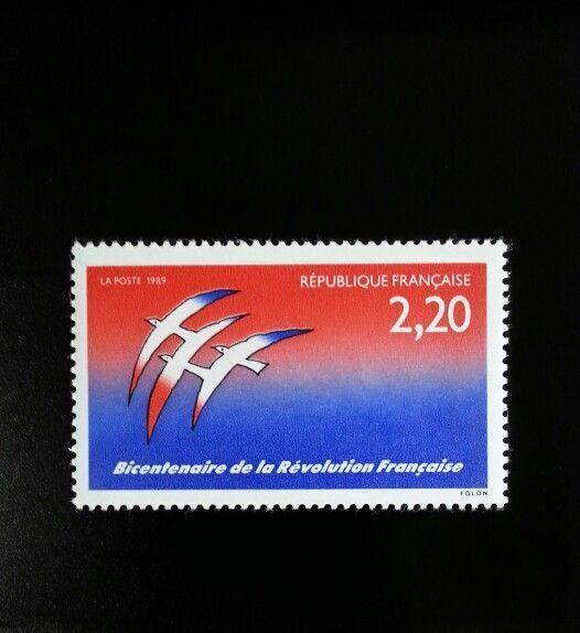 1989 France French Revolution Bicentennial Scott 2139 M