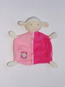 Trendmarkierung Babydream Rossmann Rosa Schaf Lamm Schmusetuch Schnuffeltuch Kuscheltuch Wie Neu Spielzeug Baby