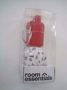 Image Is Loading Christmas Scene Room Essentials Led Pendant Light Free