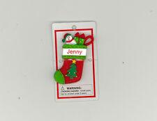 Itsy Bitsy Stocking Ornament ~ GRANDMA ~ ANGEL ~ Stocking Stuffer ~