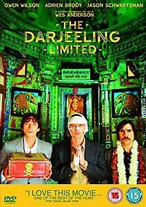 The-Darjeeling-Limited-DVD-2007-Used-Very-Good-DVD