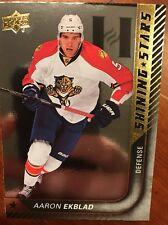 2015-16 UD hockey Series 1 Aaron Ekblad Shinning Star #SS-1