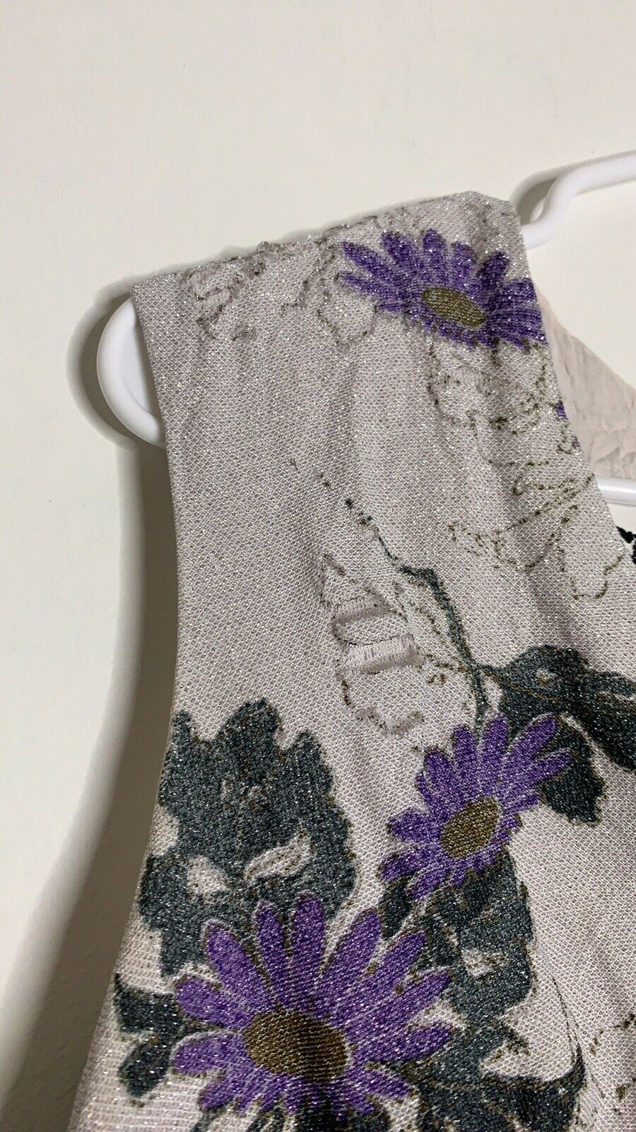 Vintage Alfred Shaheen Daisy Dress - image 11