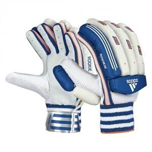 53e89f19b Image is loading adidas-Rookie-Cricket-Gloves-Batting-Boys-Right-Hand-
