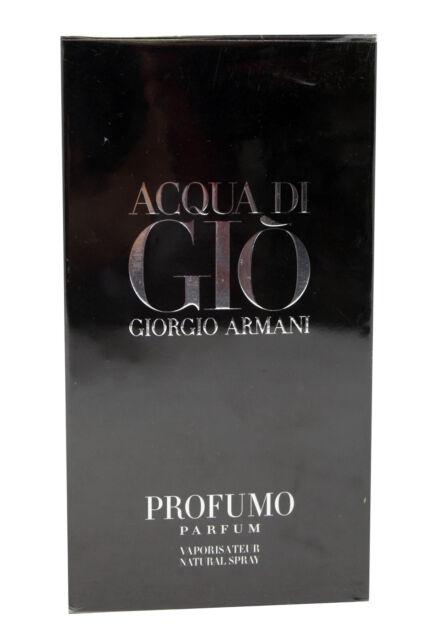 Giorgio Armani Acqua Di Gio Profumo Eau De Parfum 4.2 Ounces