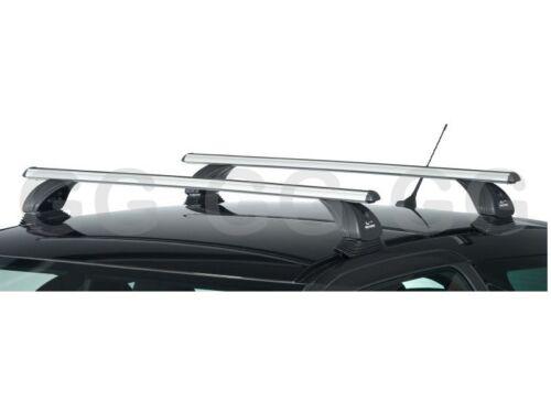Aero Roof Rack Bars LockableVauxhall Astra 3//5dr Hatchback 2004-2009