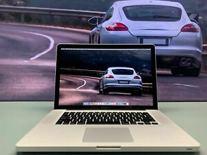 Apple MacBook Pro 15 inch Laptop | QUAD CORE i7 | 16GB RAM | MacOS | 1TB SSD!!