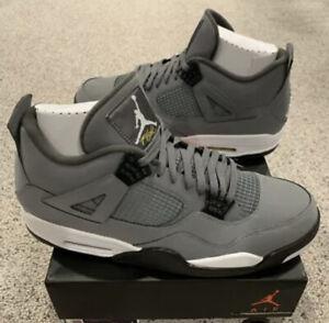 Nike Air Jordan Retro 4 IV Cool Grey