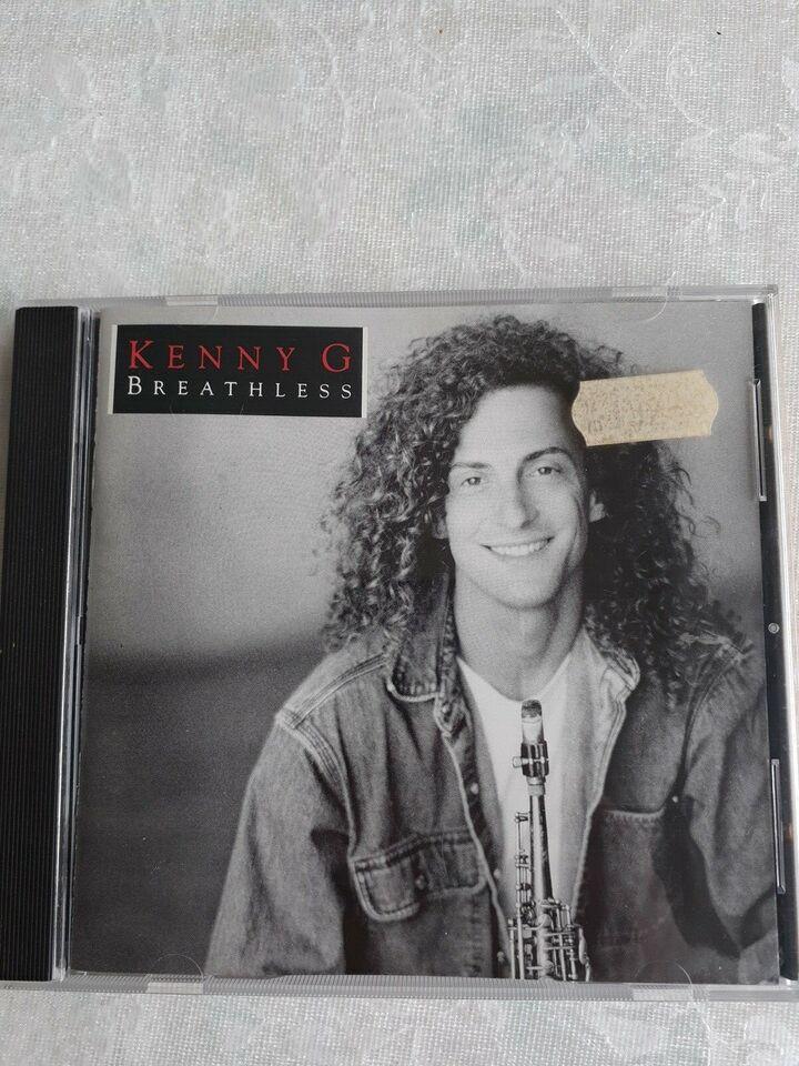 Kenny G: Breathless, rock