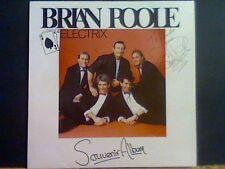 BRIAN POOLE & ELECTRIX  Souvenir Album  LP  Dedicated by Brian   Lovely copy !!