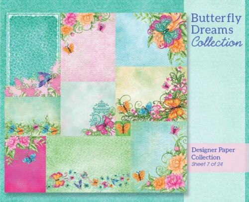 Heartfelt Creations Butterfly Dreams Full Collection IWIA-197