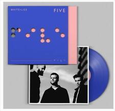 Artikelbild Vinyl / Schallplatten White Lies Five LP+MP3 (Ltd.Ed.Blau) *Neu/OVP*