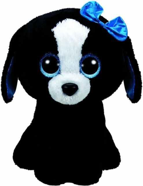 Ty Beanie Babies 36839 Boos Tracey the Black Dog Large Boo Buddy afb2e1c08db8