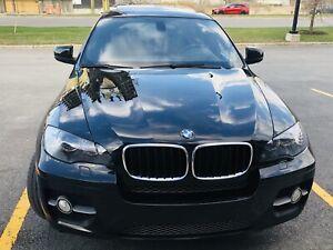 2010 BMW X6 Black Edition 3.5 xdrive turbo