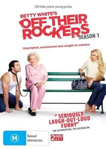 Betty-White-039-s-Off-Their-Rockers-DVD-New-Sealed-Region-4