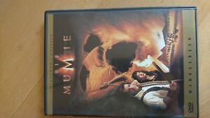 Die Mumie - Brendan Fraser - DVD 1999 - Niederwerth, Deutschland - Die Mumie - Brendan Fraser - DVD 1999 - Niederwerth, Deutschland