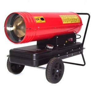 55197 Industrial Diesel heater 30kW Space Kerosene Heater ...