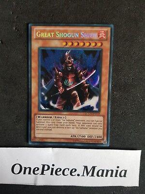 great shogun shien ston-fr013 1st Yu-gi-oh