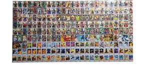 Lego-Ninjago-Serie-4-Trading-Card-Game-von-1-225-zum-aussuchen-Drachenjaeger