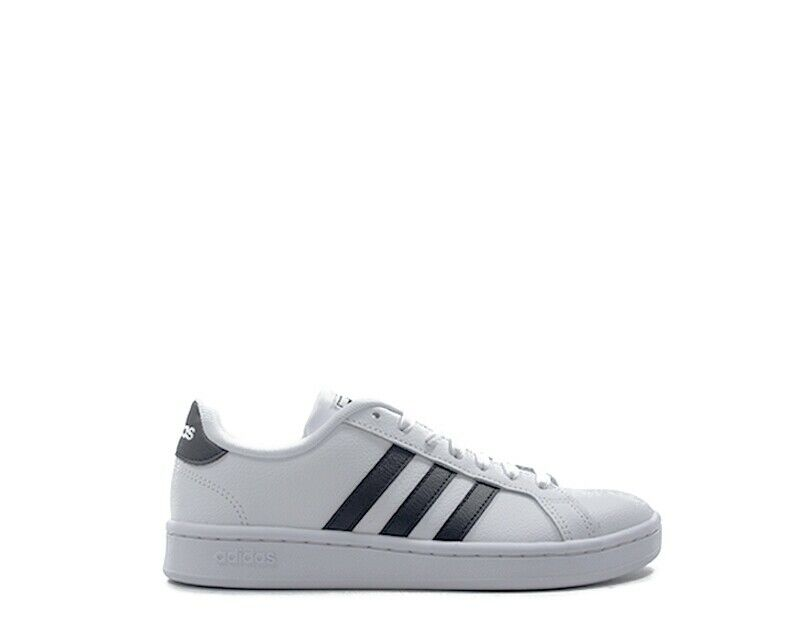 shoes ADIDAS Woman Sneakers BIANCO Leather covered,PU F36392