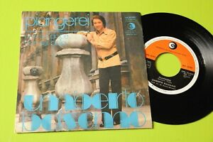 Umberto-Conditioner-7-034-Piangerei-Orig-1971-First-Record-Debut-Mint