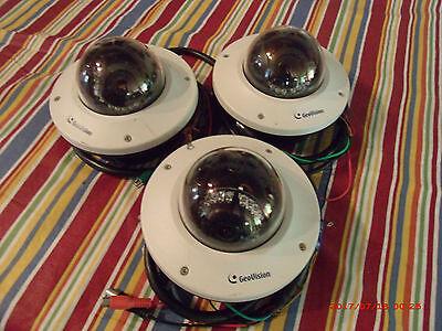 Used Geovision Dome Camera, E146924 ROHS AWM 2725 VW-1 30 V