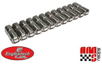 12 Hydraulic Roller Lifters For 86-14 Buick Chevrolet GMC Oldsmobile 3.3 3.8 4.3